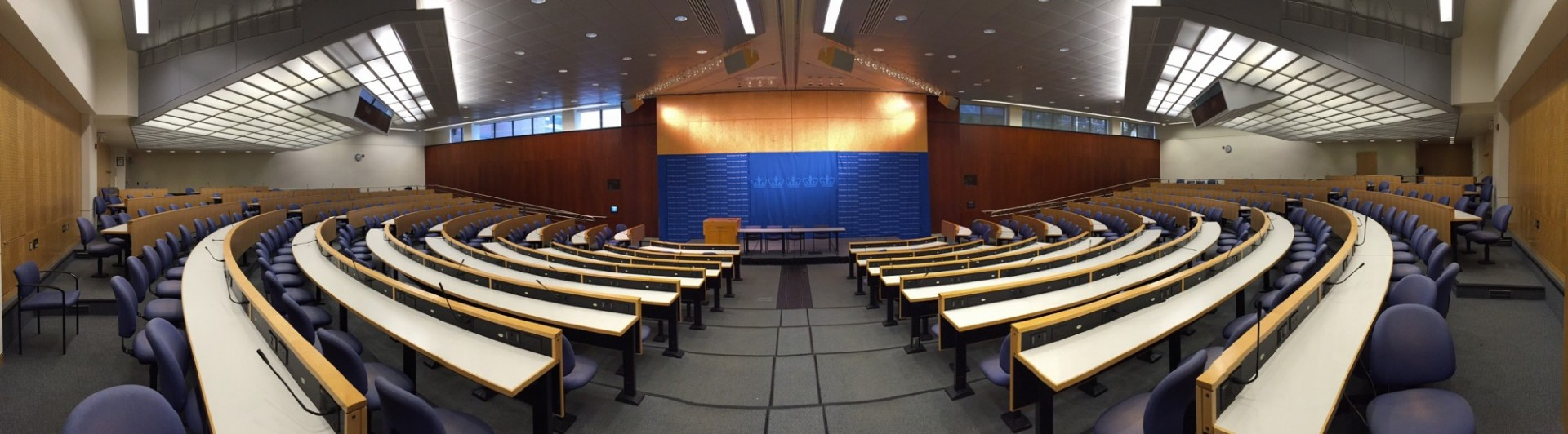 Picture of Jerome Greene Hall Classroom 104 106